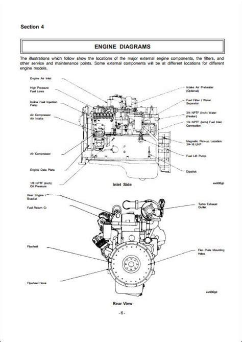 4b Cummins Engine Service Manual