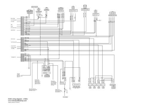 4g63 Wiring Diagram