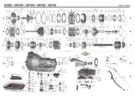 4r70w Diagram Manual