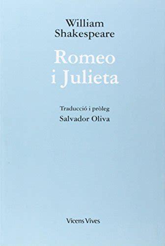 5 Romeo I Julieta Obres William Shakespeare