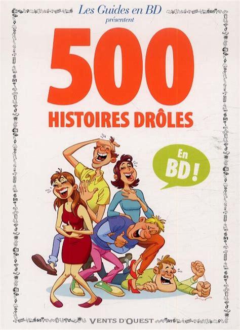 500 Histoires Droles