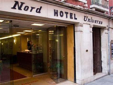 Hotel Universo E Nord Italy