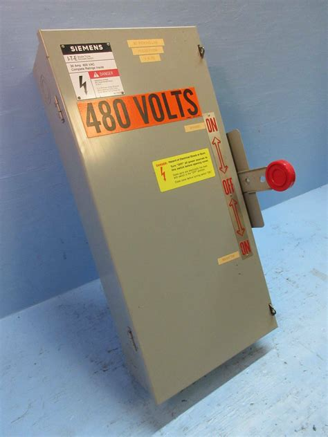 600 Amp Manual Transfer Switch