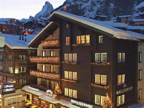 Hotel Walliserhof Zermatt 1896 Switzerland