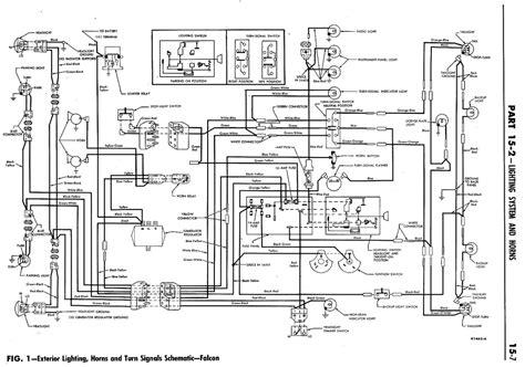 64 Ranchero Wiring Diagram