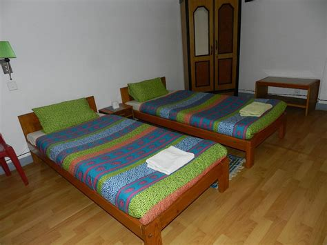 Le Rhododendron Chambres Dhotes B B Nepal