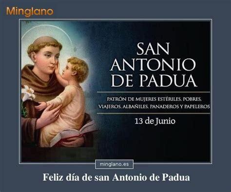 66 Textos De San Tonio De Padua Un Pensamiento Para Cada Dia