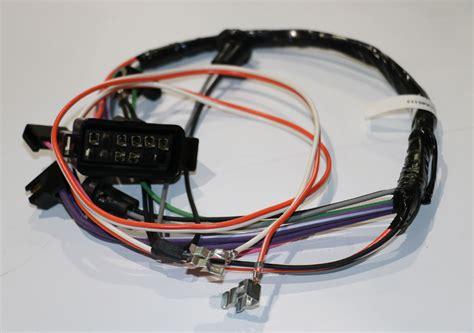 68 Camaro Wiring Harness Aftermarket