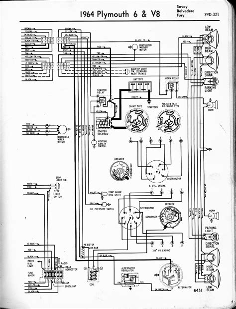 09276 69 Plymouth Fury Wiring Diagram Ebook Databases