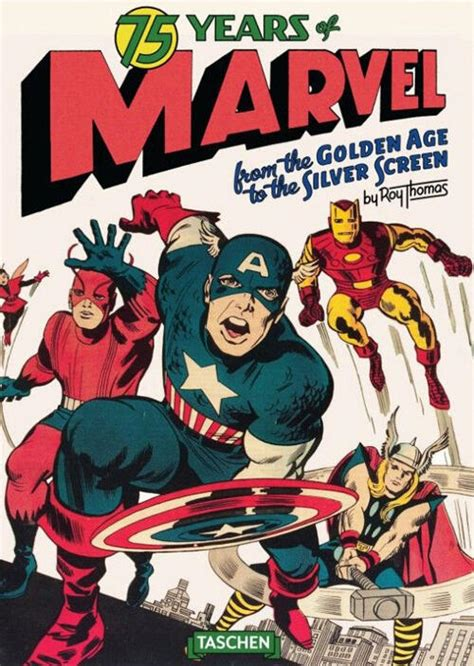 75 Years Of Marvel Comics From The Golden Age To The Silver Screen Ediz Italiana Extra Large