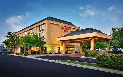 Hampton Inn Salt Lake City Central Hotel United States