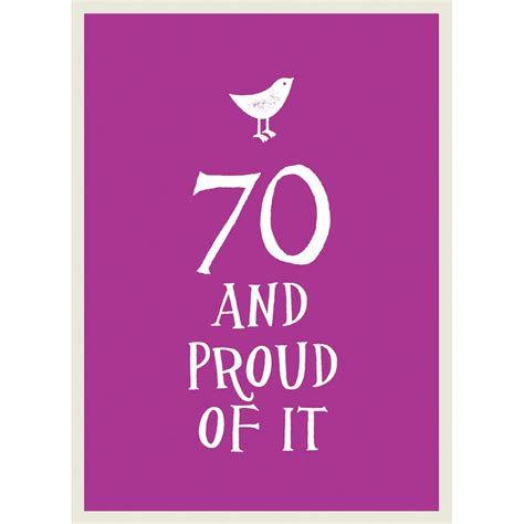 80 and Proud of It (Esme)