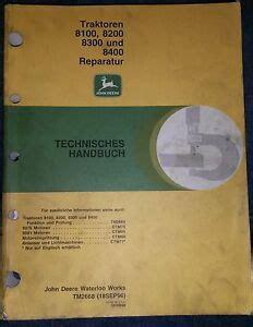 8300 John Deere Repair Manual