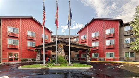 Best Western Rocky Mountain Lodge United States