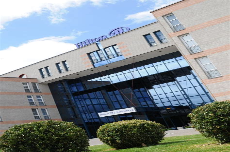 Hilton Nuremberg Hotel Germany