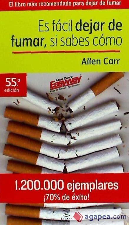 8423935825 Es Facil Dejar De Fumar Si Sabes Como Practicos Espasa