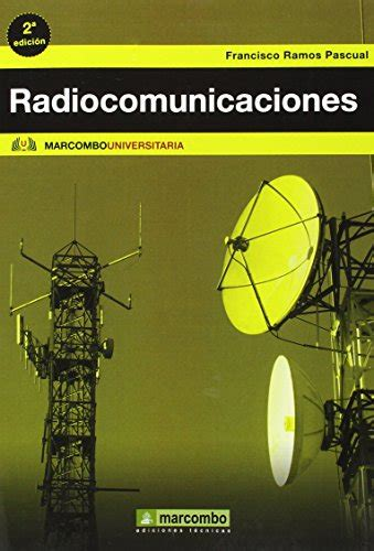 8426722024 Radiocomunicaciones Marcombo Universitaria