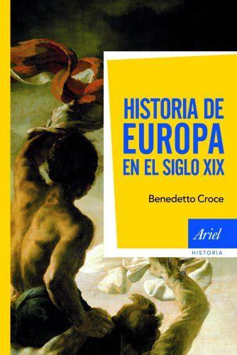 8434413655 Historia De Europa En El Siglo Xix Ariel Historia