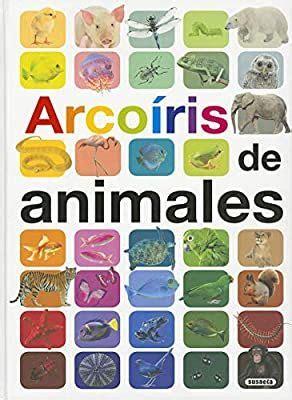 8467754303 Arcoiris De Animales Grandes Ilustrados
