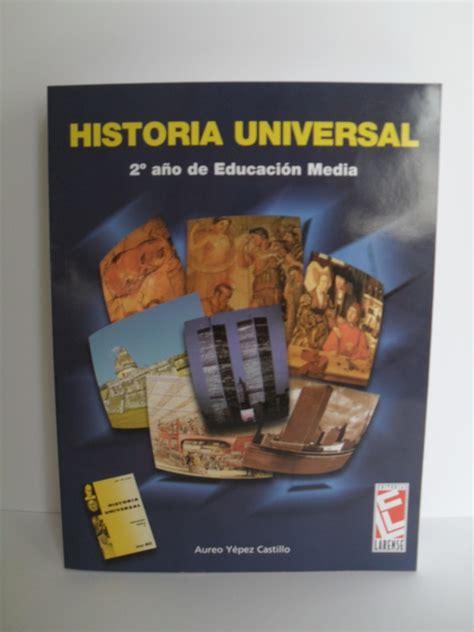 8477378444 Historia Universal
