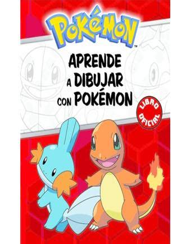 8490437998 Aprende A Dibujar Con Pokemon Coleccion Pokemon