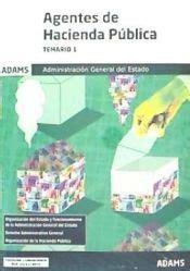 8491474293 Temario 1 Agentes De Hacienda Publica