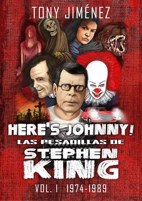 8494482947 Here S Johnny Las Pesadillas De Stephen King