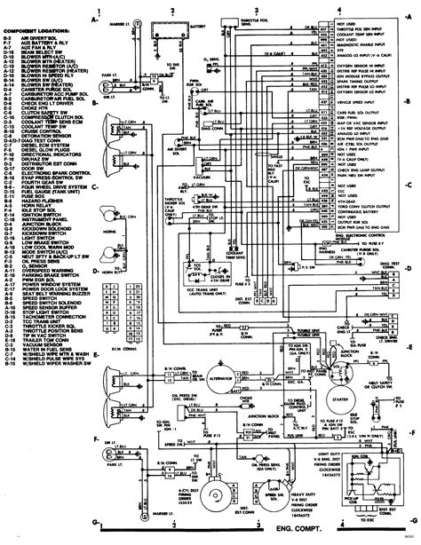 85 Chevy Pickup Wiring Diagram Free