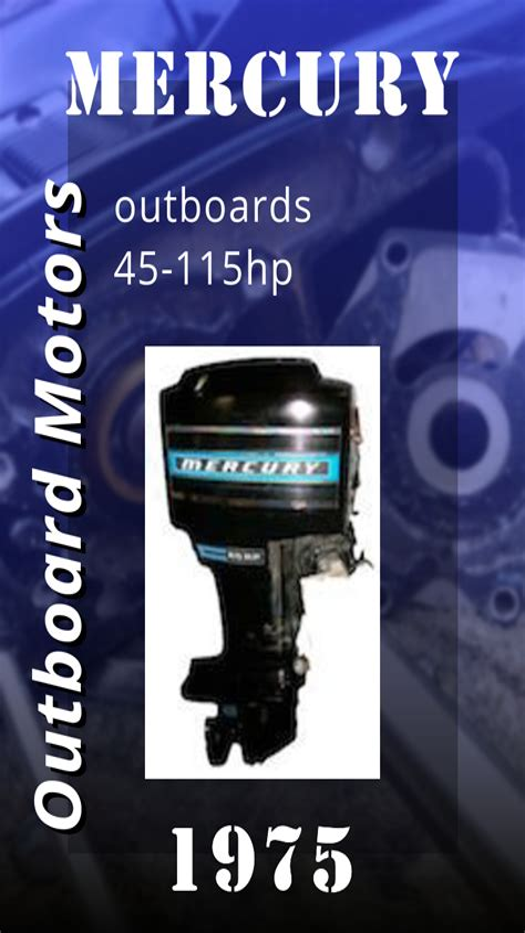 85 Mercury Outboard Manual