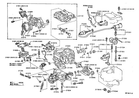 85 Toyota Truck 22r Engine From Diagrams