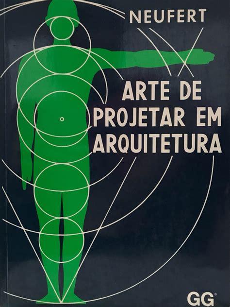 8565985083 Arte De Projetar Em Arquitetura
