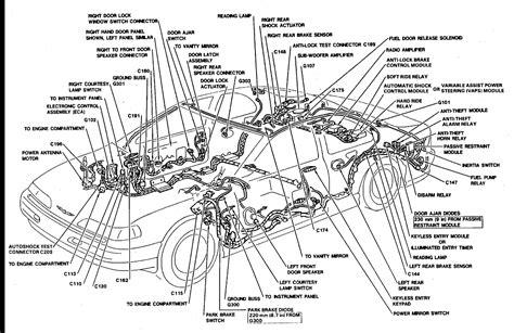 86 Mercury Cougar Engine Diagram