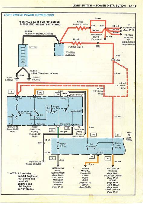 88 Monte Carlo Wiring Diagram