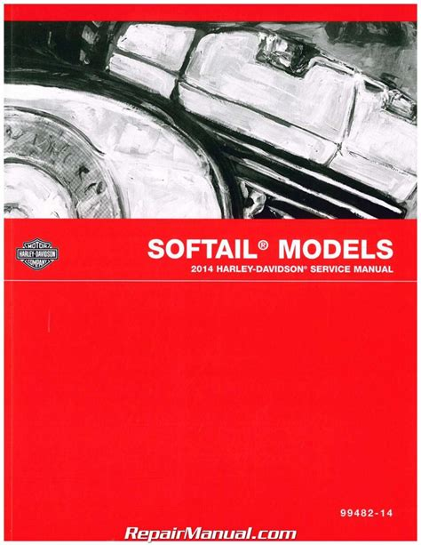 88 Softail Owners Manual