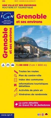 88427 Grenoble Et Ses Environs 1 80 000