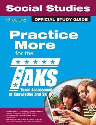8th Grade Taks Study Guide