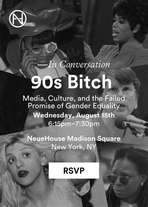 90s Bitch Media Culture And The Failed Promise Of Gender Equality