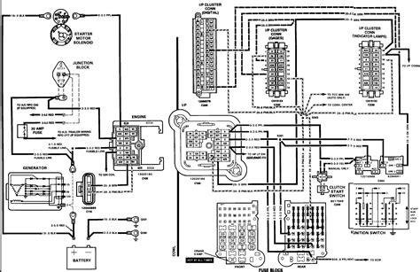 91 Gm Wiring Diagram