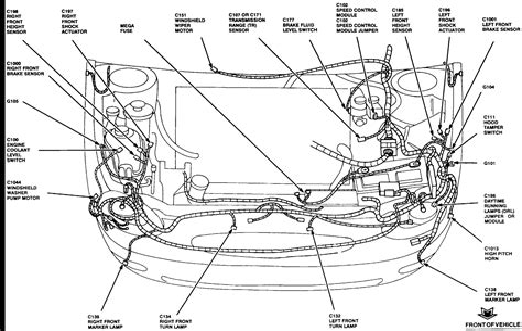 95 windstar engine wiring diagram download 92 ford sho 3 0l yamaha wiring diagram information  ford sho 3 0l yamaha wiring diagram