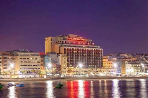 Hotel Cristina Las Palmas Spain
