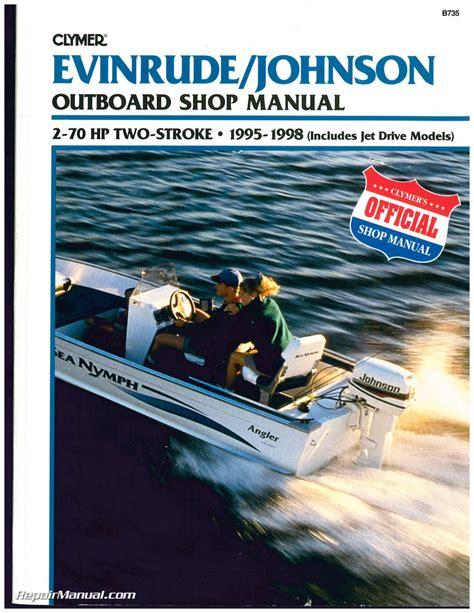 94 Evinrude 70 Repair Manual