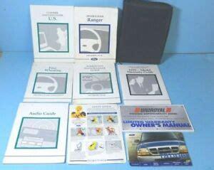 99 Ford Ranger Repair Manual