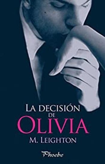 A Decision De Olivia Bad Boys No 1