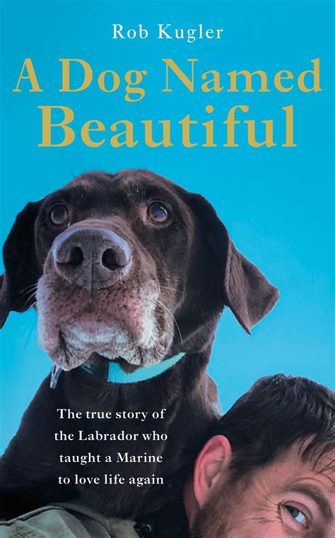 A Dog Named Beautiful The True Story Of The Labrador Who Taught A Marine To Love Life Again