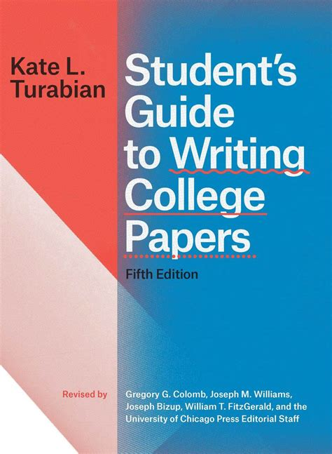 A Guide To College Writing