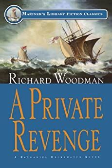 A Private Revenge 9 A Nathaniel Drinkwater Novel Mariners Library Fiction Classic English Edition