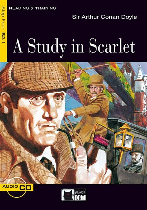 A Study In Scarlet Book Cd Reading And Training