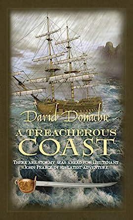 A Treacherous Coast John Pearce Book 13 English Edition