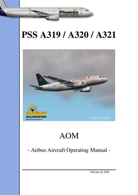 A319 Maintenance Manual Lights