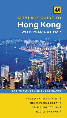 AA Citypack Hong Kong (Travel Guide) (AA CityPack Guides)